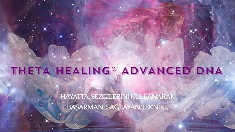 Online ThetaHealing® Advanced DNA