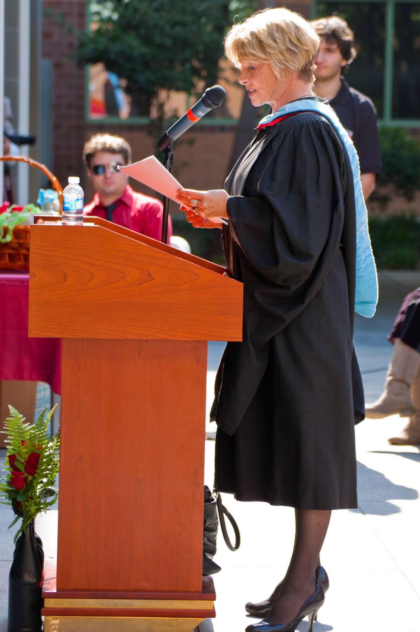 Joanne Hooding Ceremony 5 22 14 CSUN.jpg