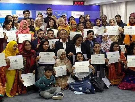 AMT Dhaka, Bangladesh Dec 2018 (icddrb &