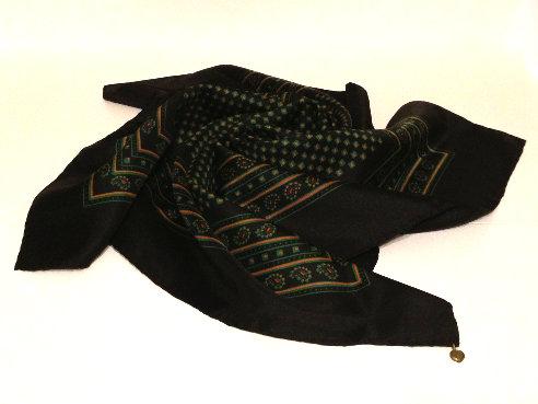 Шелковый платок Bayron Cicogna