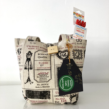 Lovely handmade sewing kit by Jackie's Country Crafts.