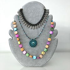 Gorgeous beaded Jewellery by EJM Jewellery and Beading.