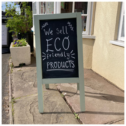 Did you know we sell eco products too?