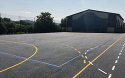 Plateau sportif du collège de Grasse