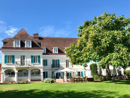 La château de Montreuil, une table à découvrir près du Touquet 🍽