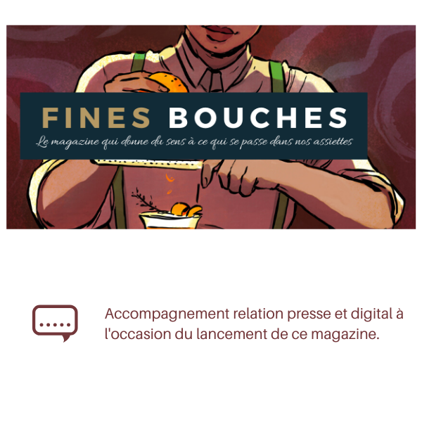 Fines bouches magazine