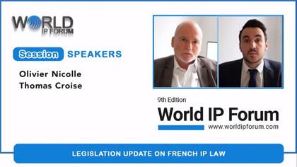 IPON GLOBAL participe au World IP Forum 2021 !