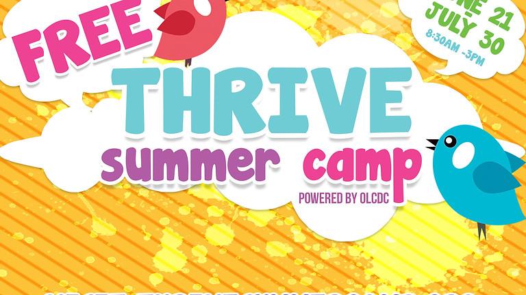 THRIVE Summer Camp