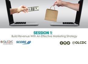 Build Revenue Through an Effective Marketing Strategy