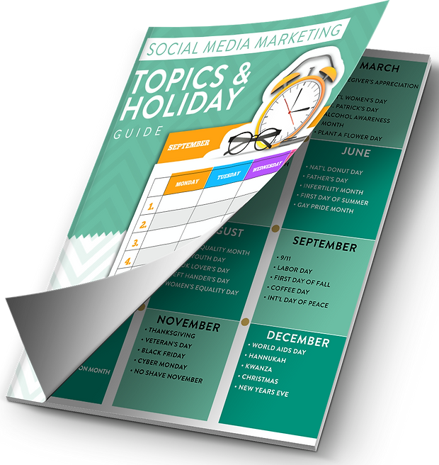Annual Holiday & Topics Guide