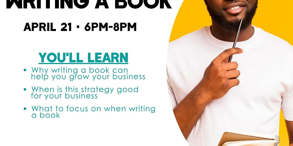 Leverage Your Business by Writing a Book