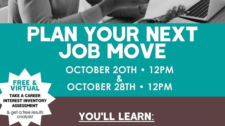 Plan Your Next Career Move Workshop