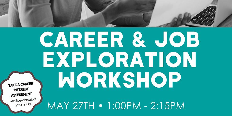 Explore Your Job/Career Interest Workshop