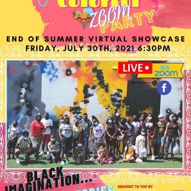 Annual Summer Camp Showcase