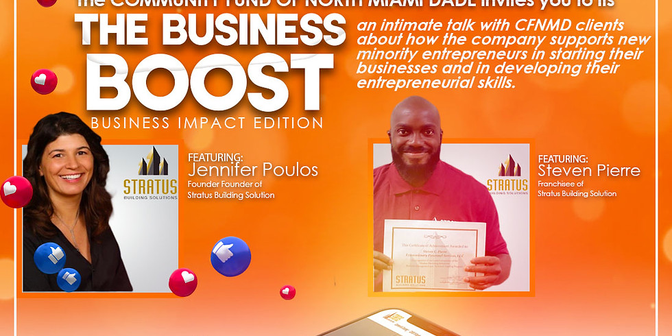 Business Boost: Business Impact Edition