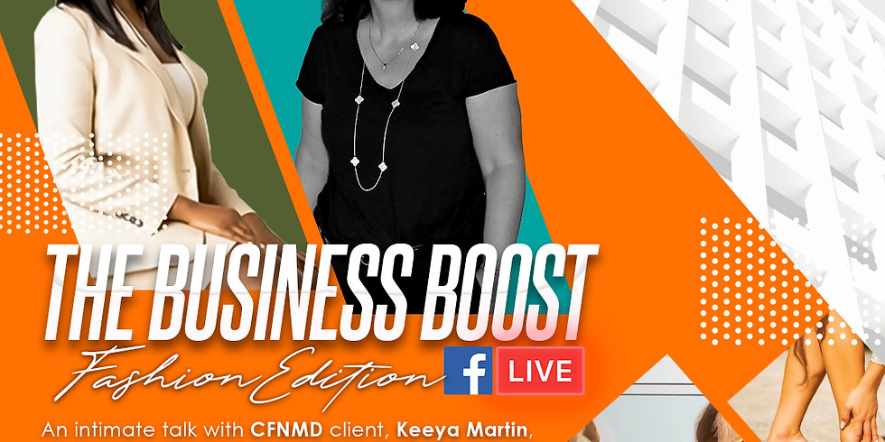 The Business Boost - Fashion Edition