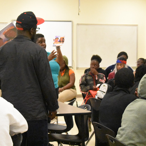 RAPP Program Allows Miami Carol City High Students To Publish Their First Book