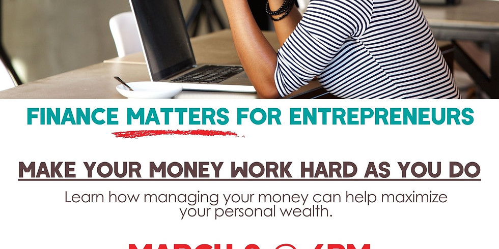 Finance Matters: Make your money work hard as you do