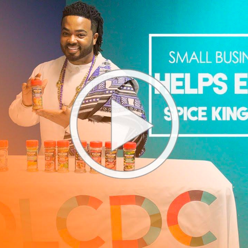Small Business Loan Helps Expand Spice King's Dream