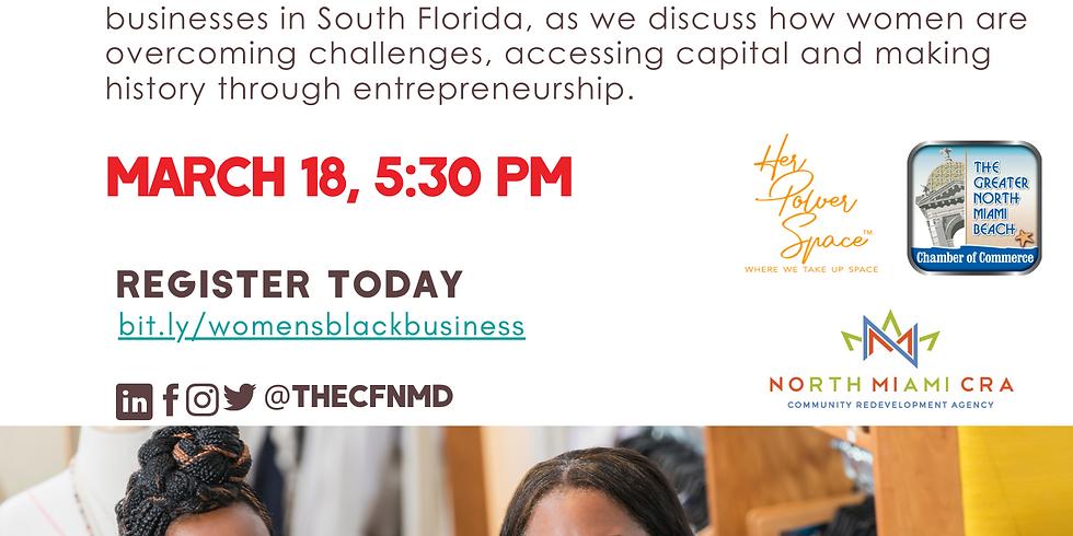 Black Business Loan Program & Women in Business
