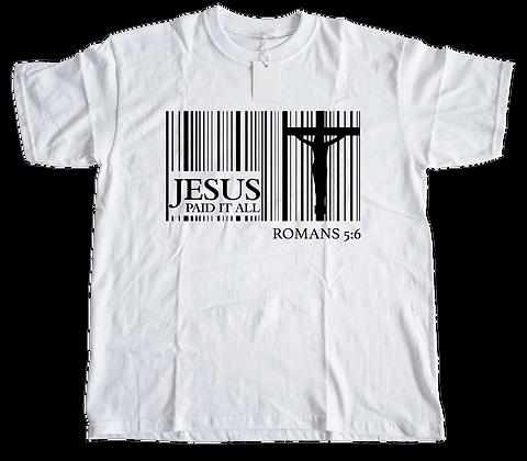 Jesus Paid It All Tee