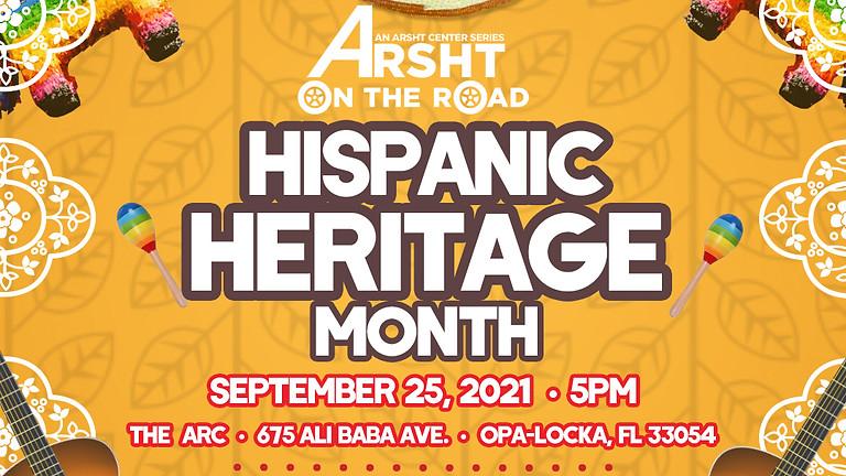 Hispanic Hertiage Month Celebration