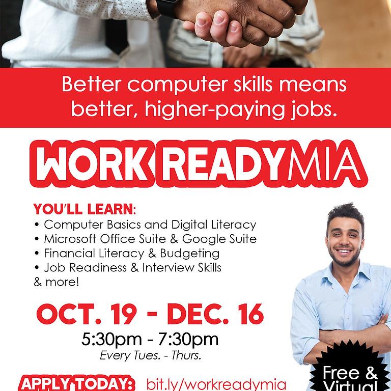WorkReady MIA Course