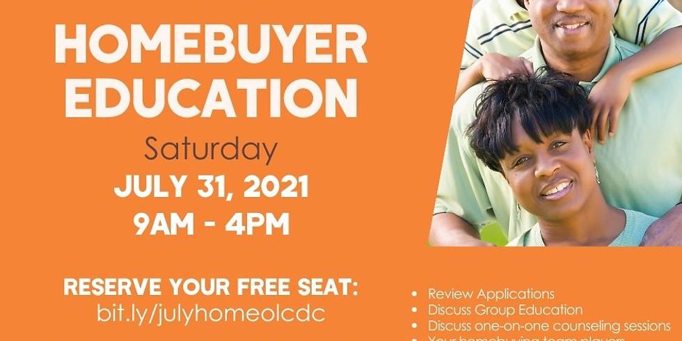Homebuyers Workshop