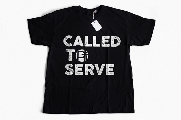 Called To Serve Tee