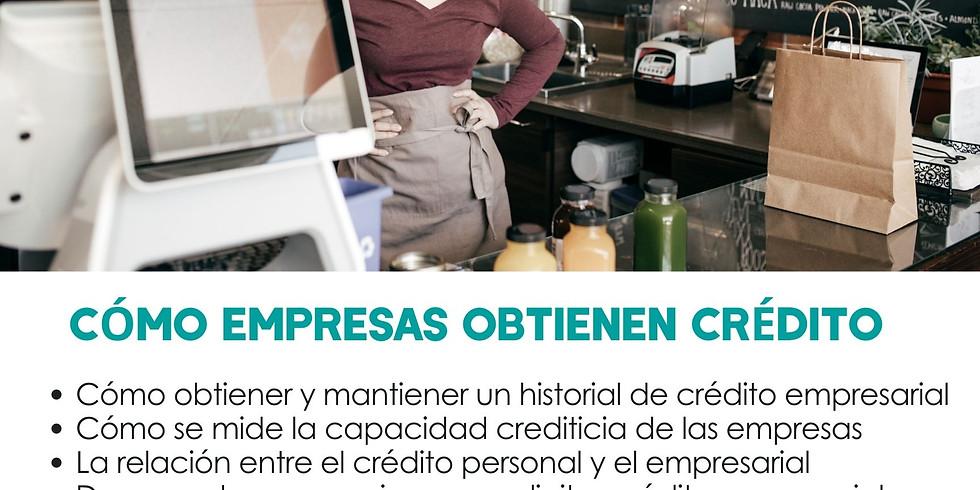 CFNMD le invita al seminario Cómo Empresas Obtienen el Crédito