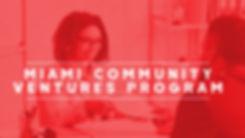 MIAMI Community venture banner.jpg