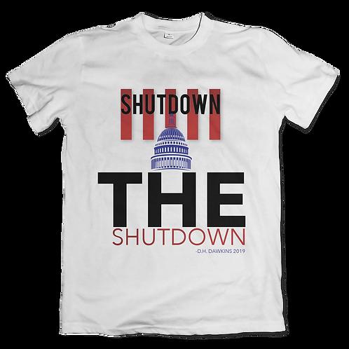 2019 Shutdown Tee