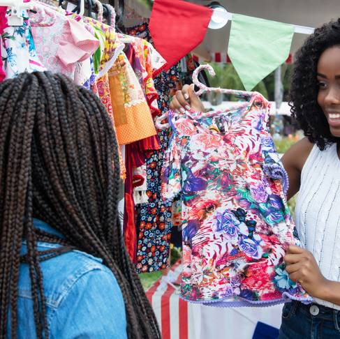 Small business and local farmers shine at Opa-locka pop-up market/bazaar