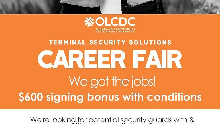 Security Career Fair