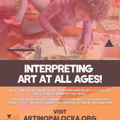 Interpreting Art at All Ages
