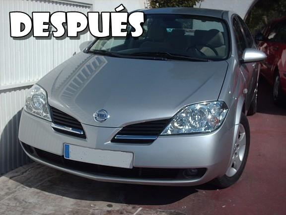 Nissan Arreglado