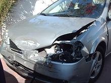 Taller G.J.D Auto Body, Nissan colisión