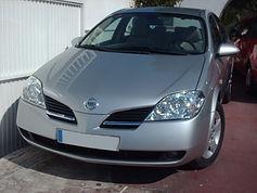 Taller G.J.D. Auto Body, Nissan arreglado