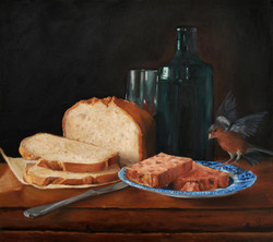 Still Life with Chaffinch