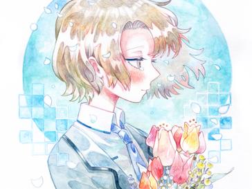 ▷手向けの花