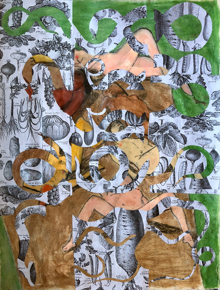 Male Gaze in the Garden of Eden II