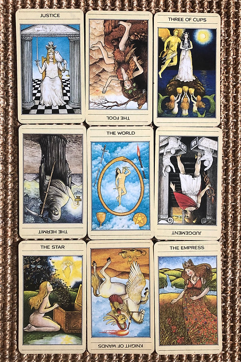 Tarot Card Reading / Life Coaching Call