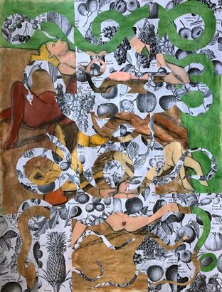 Male Gaze in the Garden of Eden I