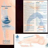 Yoga Northwest brochure