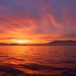 Bellingham Bay Sunset
