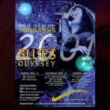 Sunbanks Blues Festival poster