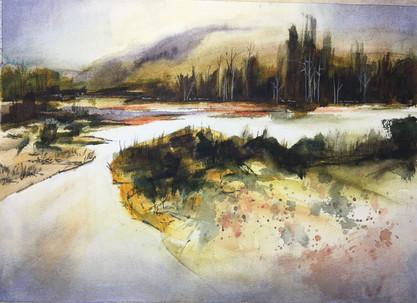 River Landscape 3