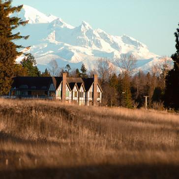 Loomis Trails w. Mt. Baker
