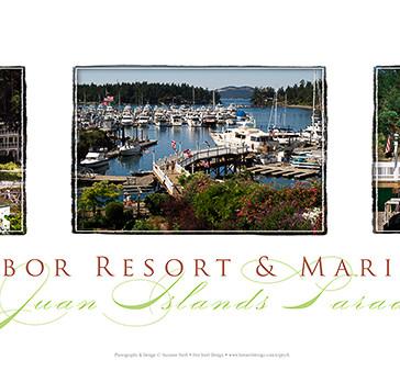 Roche Harbor Triptych