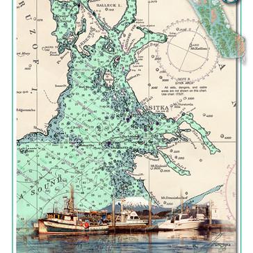 Sitka Alaska Poster